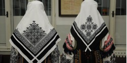 The amazing black embroidery of Zmijanje